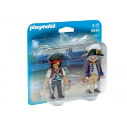 Playmobil® 6846 Duo Pack Pirata y Soldado