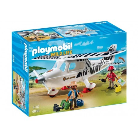 Playmobil® 6938 Avión Safari