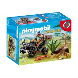 Playmobil® 6939 Explorador con Quad