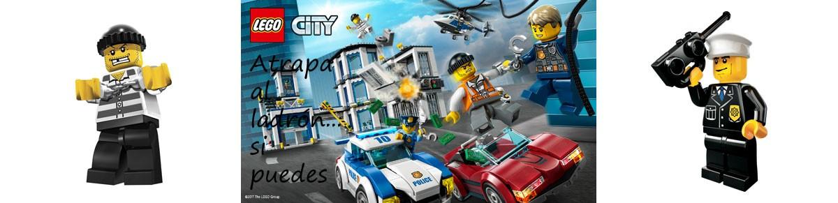 Lego® City en Hola Caracola