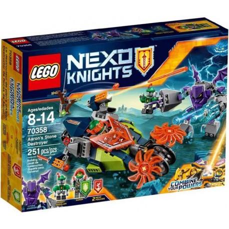 Lego® 70358 Rebanador de Aaron