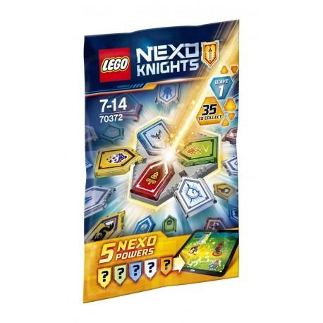 Lego® 70372 Pack de Poderes Nexo, Edición 1
