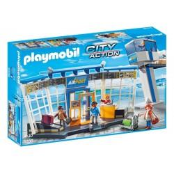 Playmobil® 5338 Torre de Control y Aeropuerto