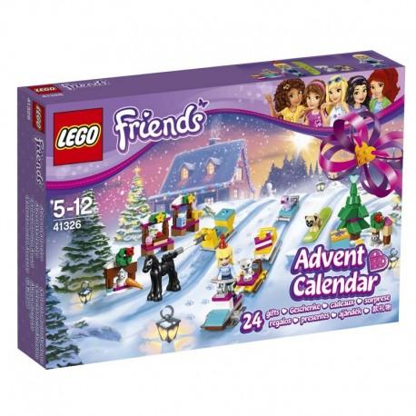 Lego® 41326 Calendario de Adviento Friends