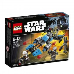 Lego® 75167 Pack de Batalla: Speeder Bike™ de Bounty Hunter