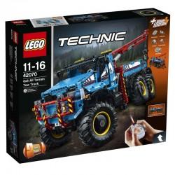 Lego® 42070 Camión Grúa Todoterreno 6 x 6