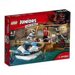 Lego® 10755 Persecución en la Lancha Ninja de Zane