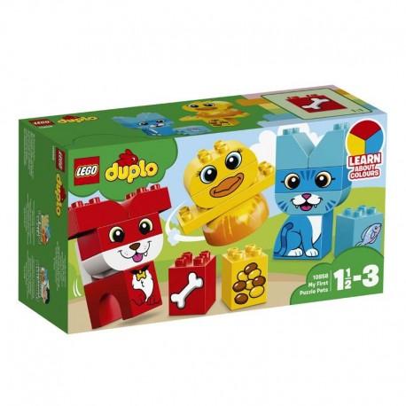 Lego® 10858 Mi Primer Puzzle de Mascotas