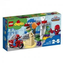 Lego® 10876 Aventuras de Spider-Man y Hulk