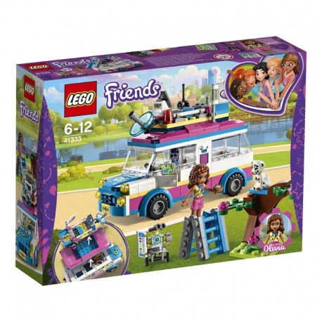 Lego® 41333 Vehículo de Operaciones de Olivia
