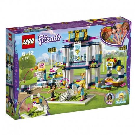 Lego® 41338 Polideportivo de Stephanie