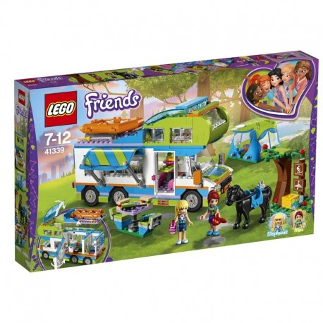 Lego® 41339 Autocaravana de Mia
