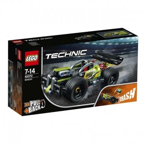 Lego® 42072 ¡GOLPEA!