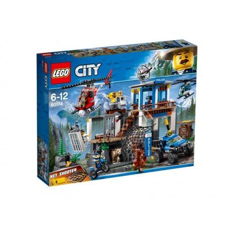 Lego® 60174 Montaña: Comisaria de Policía