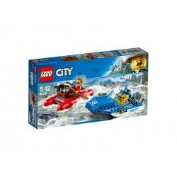 Lego® 60176 Huida por Aguas Salvajes