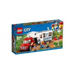 Lego® 60182 Camioneta y Caravana