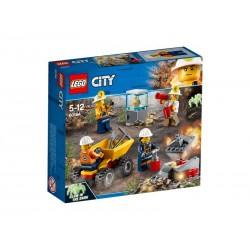 Lego® 60184 Mina: Equipo