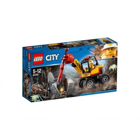 Lego® 60185 Mina: Martillo Hidráulico