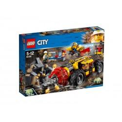 Lego® 60186 Mina: Perforadora Pesada