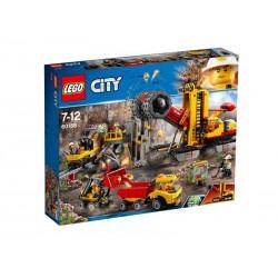 Lego® 60188 Mina: Área de Expertos