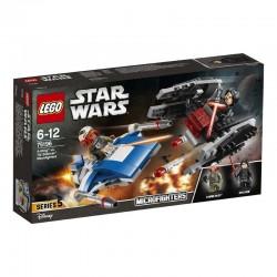 Lego® 75196 Ala-A vs. Silenciador TIE