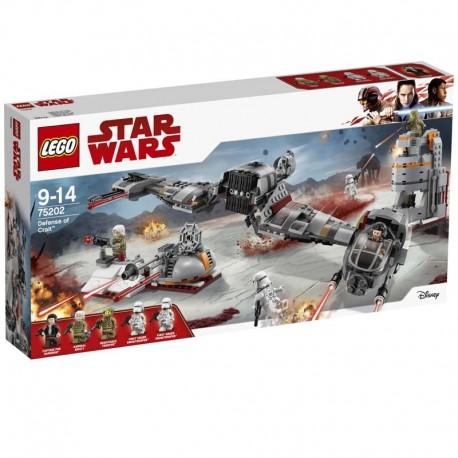 Lego® 75202 Defensa de Crait™