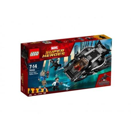 Lego® 76100 Ataque del Royal Talon Fighter