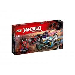 Lego® 70639 Carrera Callejera del Jaguar-Serpiente