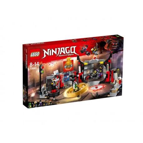 Lego® 70640 Cuartel General de H.D.G.