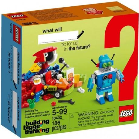Lego® 10402 Futuro Divertido