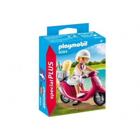 Playmobil® 9084  Mujer con Scooter