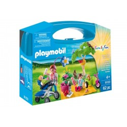 Playmobil® 9103 Maletín Grande Picnic Familiar