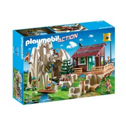 Playmobil® 9126 Escaladores con Refugio