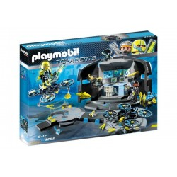 Playmobil® 9250 Centro de Mando del Dr. Drone