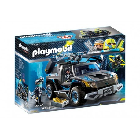 Playmobil® 9254 Pick Up del Dr. Drone
