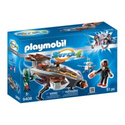 Playmobil® 9408 Gene y Sykronian con Nave