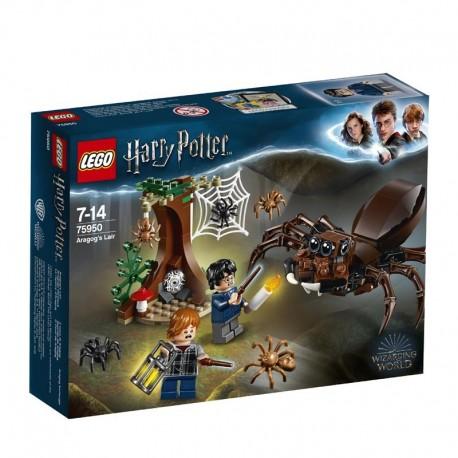 Lego® 75950 Guarida de Aragog