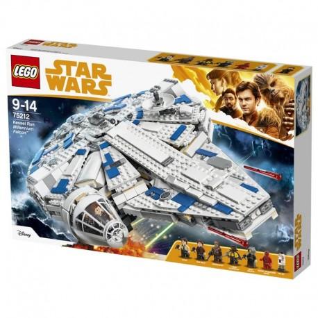 Lego® 75212 Halcón Milenario del Corredor de Kessel