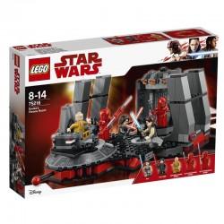 Lego® 75216 Sala del Trono de Snoke