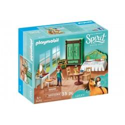 Playmobil® 9476 Habitación de Lucky