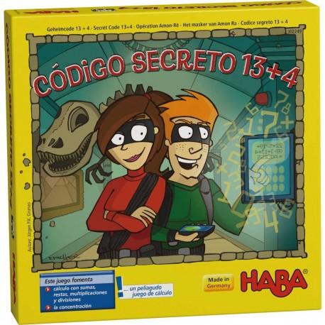 HABA® Código Secreto 13 + 4