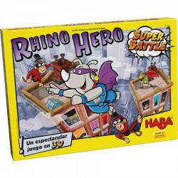 HABA® Rhino Hero Super Battle