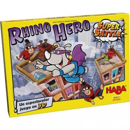 HABA® Rhino Hero Super Battle