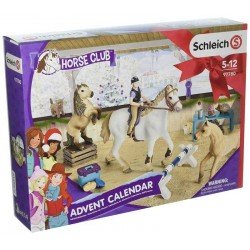Schleich® 97780 Calendario de Adviento Horse Club 2018