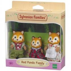 Sylvanian Families 5215 Familia de Pandas Rojos