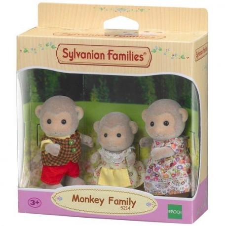 Sylvanian Families 5214 Familia de Monos