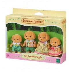 Sylvanian FamiliesF 5259 Familia de Perros Caniche