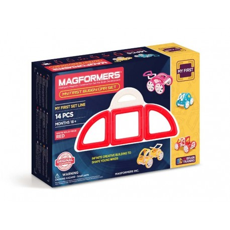 Magformers® My First Buggy Car Set