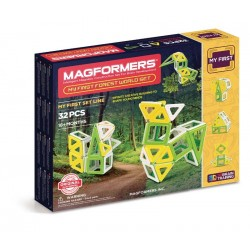 Magformers® My First Forest World Set