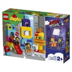 Lego® 10895 Visitas de Emmet y Lucy desde el Planeta DUPLO®